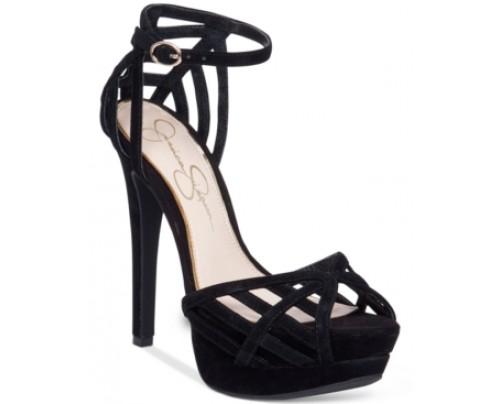 Jessica Simpson Sylla Platform Dress Sandals Women's Shoes