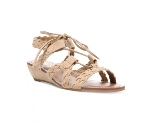 Carlos By Carlos Santana Kelly Ghillie Lace Up Sandals Women's Shoes