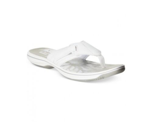 Clarks Collection Women's Brinkley JoJo Flip-Flop Sandals Women's Shoes