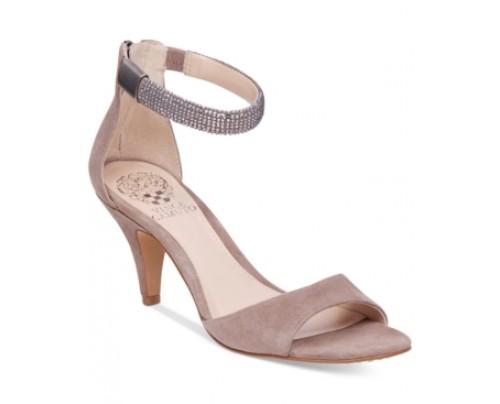 Vince Camuto Mistin Suede Dress Sandals Women's Shoes
