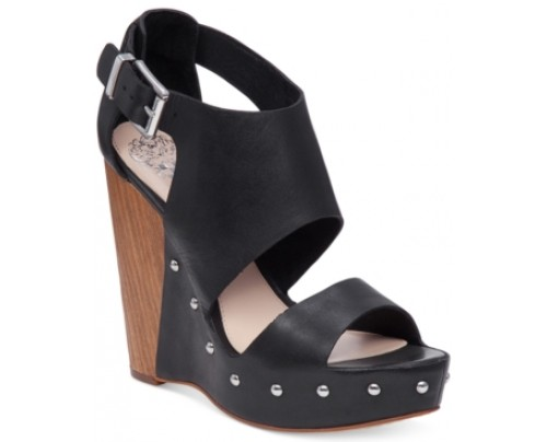 Vince Camuto Matta Platform Wedge Sandals Women's Shoes