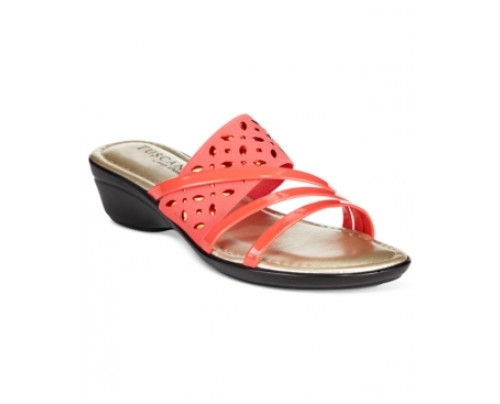 Tuscany by Easy Street Atessa Wedge Sandals Women's Shoes