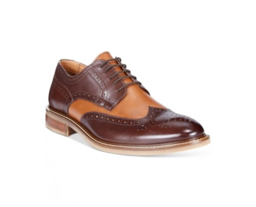 Alfani Travis Wingtip Derby Oxfords, Only at Macy's Men's Shoes