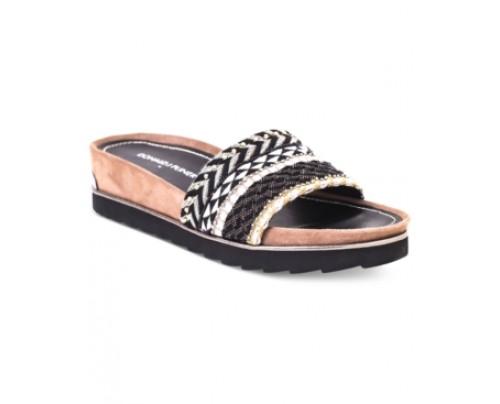 Donald Pliner Cava Slide-On Wedge Sandals Women's Shoes