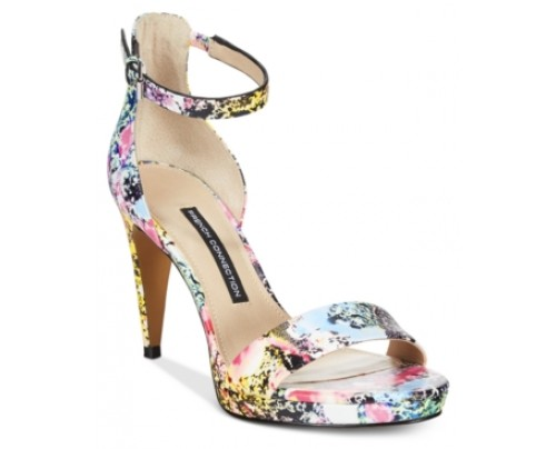 French Connection Nata Dress Sandals Women's Shoes