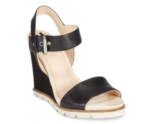 Nine West Gronigen Wedge Sandals Women's Shoes
