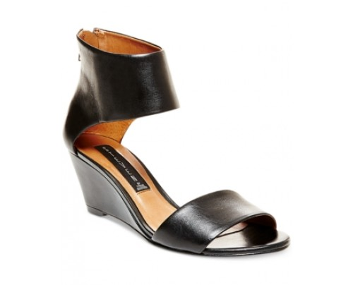 Steven by Steve Madden Women's Laynna Wedge Sandals Women's Shoes