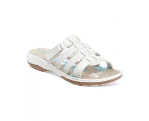 Easy Street Labelle Flat Sandals Women's Shoes