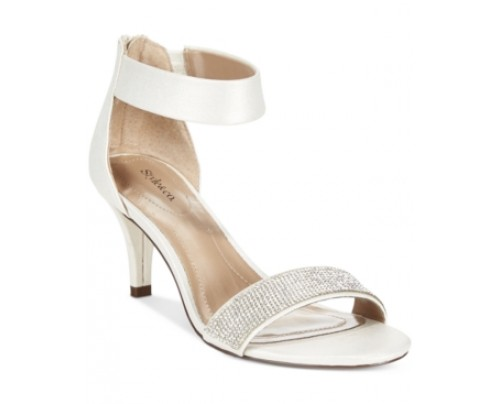 Style & Co. Phillyis Two-Piece Evening Sandals, Only at Macy's Women's Shoes