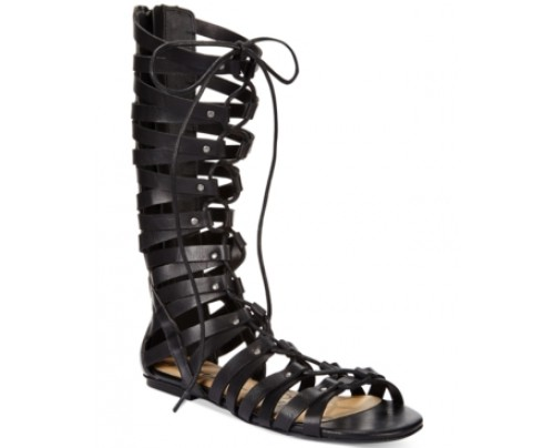 American Rag Maya Lace-Up Gladiator Sandals, Only at Macy's Women's Shoes