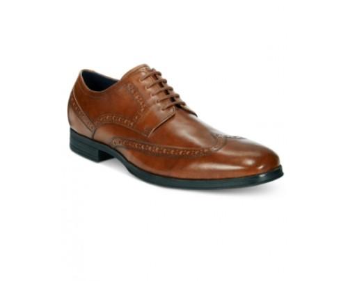 Cole Haan Men's Montgomery Wing Tip Oxfords Men's Shoes