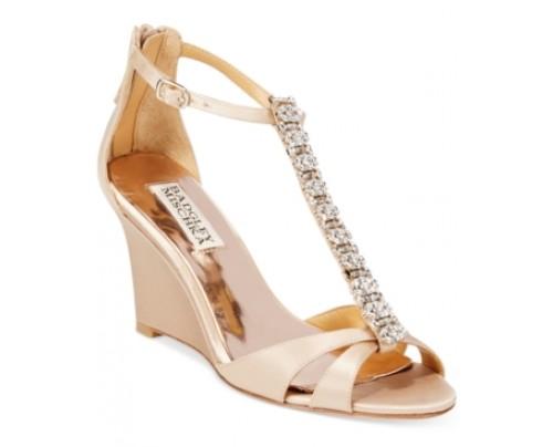 Badgley Mischka Romance Evening Sandals Women's Shoes