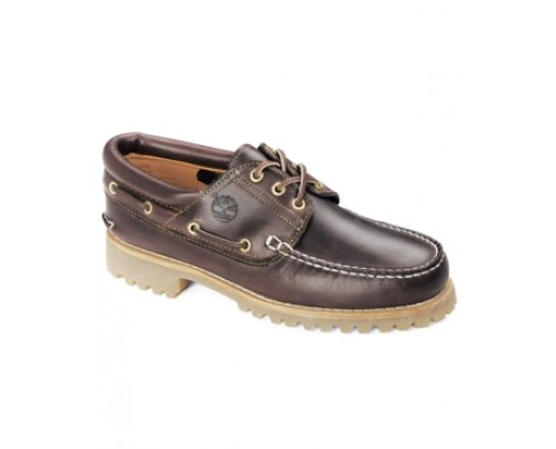 Timberland Traditional Hand-Sewn Moc-Toe Oxfords Men's Shoes