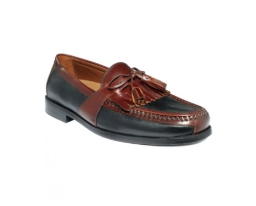 Johnston & Murphy Aragon Ii Kiltie Tassel Loafers Men's Shoes