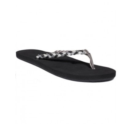 b35ad8d6897576 Reef Twisted Stars Flip Flops Women s Shoes