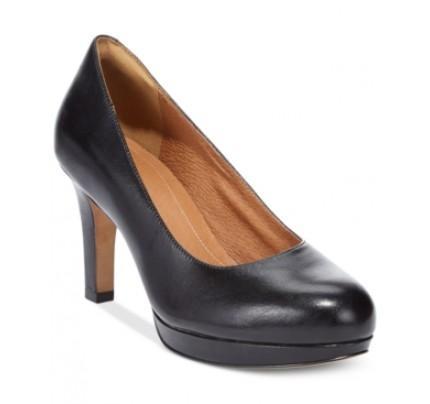 69878ba96dd0 Clarks Artisan Women s Delsie Bliss Platform Pumps Women s Shoes
