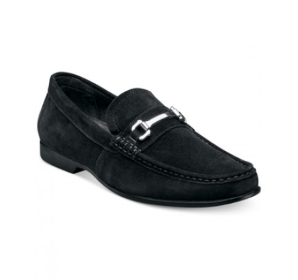 8d5b04e6f0b Stacy Adams Ellson Suede Bit Loafer Men s Shoes