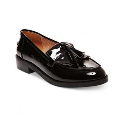 6e1ad8e293f Steve Madden Women s Meela Lug Tassel Loafer Women s Shoes